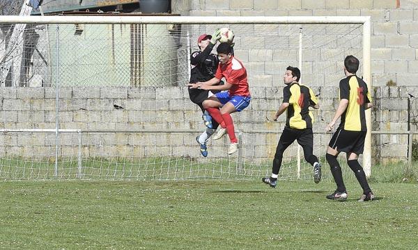 Photo of Tarde de fútbol co CD Trives no Agro