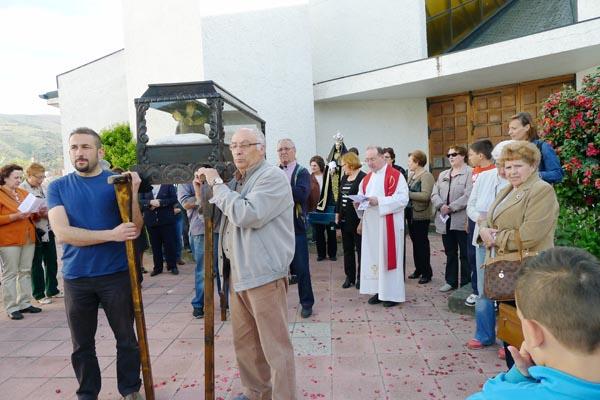 Photo of Vía crucis de Veigamuíños a Xagoaza (O Barco)