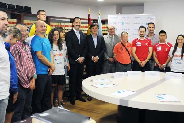 Photo of A Secretaria Xeral para o Deporte asina convenios con 7 clubs ourensáns