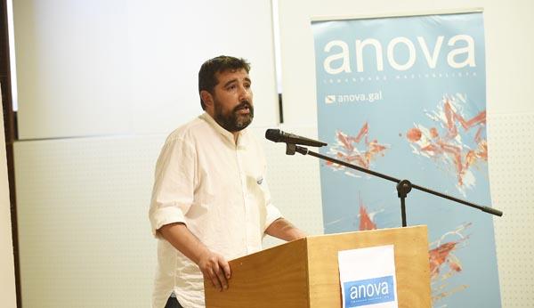 Photo of Primeiro mitin de campaña de Anova en Ourense