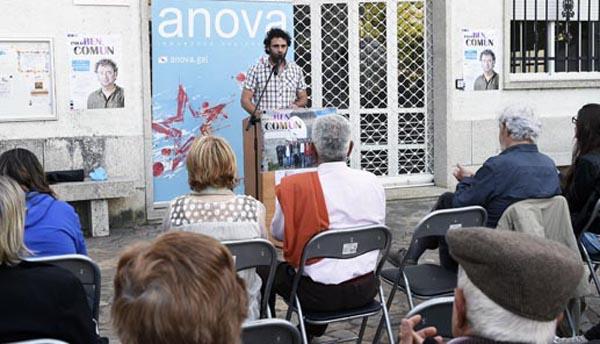 Photo of O candidato de Anova en Manzaneda presenta un programa realista e social