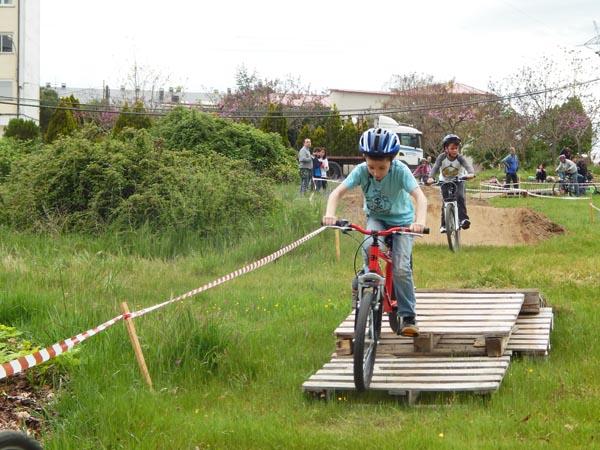 Photo of Circuíto de bicis para todas as idades, en Trives