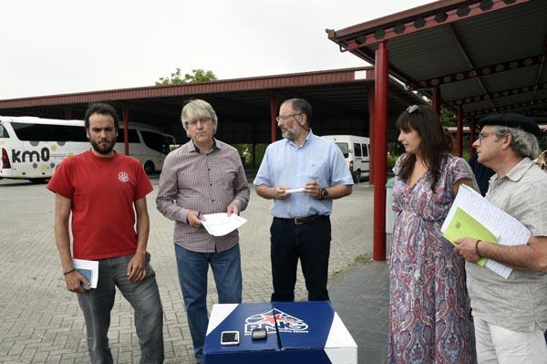 Photo of O BNG valdeorrés defende unha rede de transporte comarcal