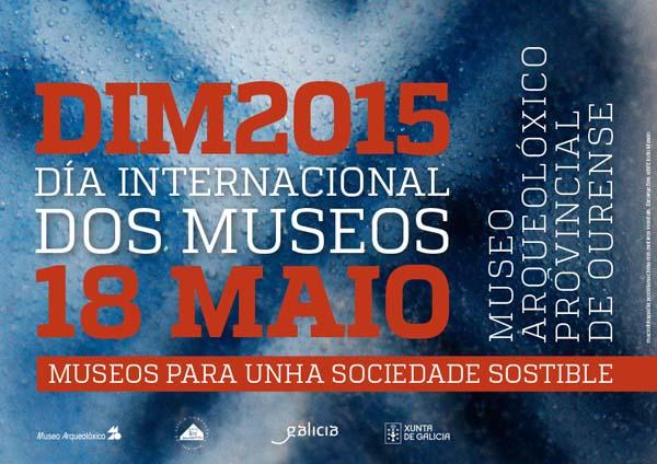 Photo of O Arqueolóxico ourensán celebra o Día Internacional dos Museos