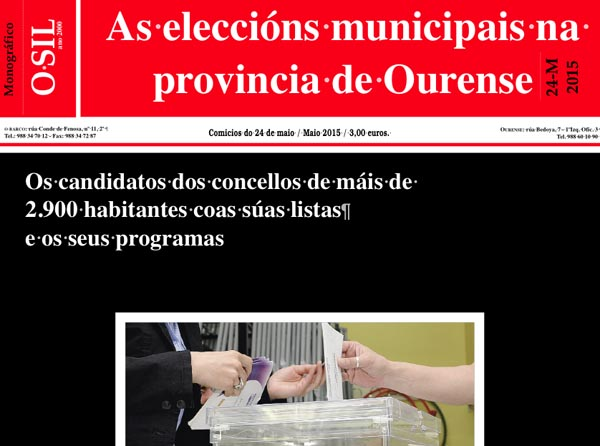 Photo of Especial Eleccións Municipais O Sil
