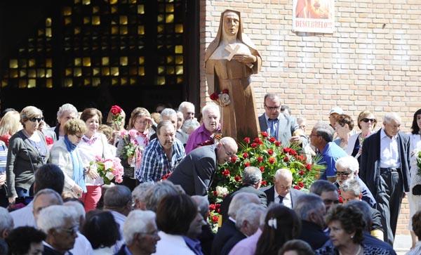 Photo of O Barco honra a Santa Rita