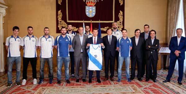 Photo of Feijóo felicita ao COB polo ascenso á ACB