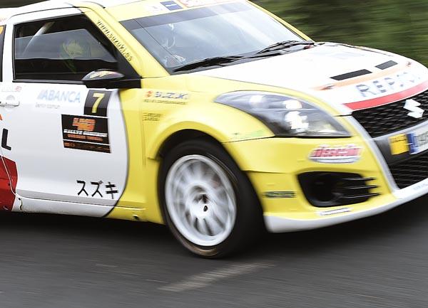 Photo of Shakedown e tramo espectáculo na primeira xornada do Rallye de Ourense