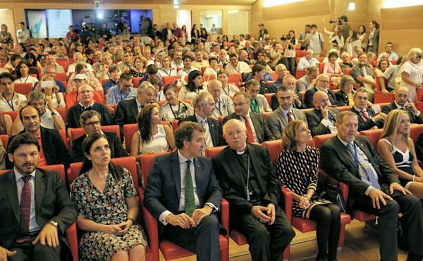 Photo of Valdeorras no I Encontro Mundial en Galicia de Asociacións de Amigos do Camiño de Santiago