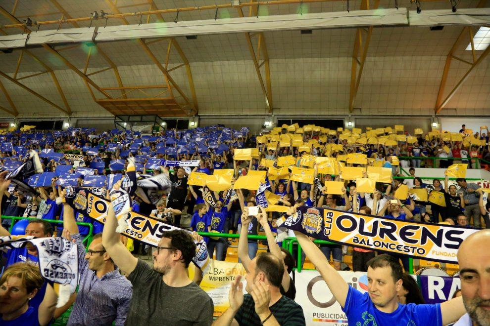 Photo of O Club Ourense Baloncesto regresa á ACB