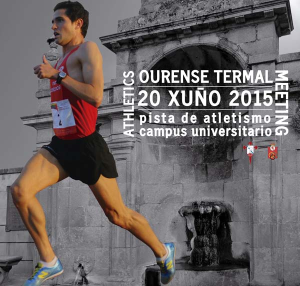 Photo of Ourense Termal Athletics Meeting, o 20 de xuño