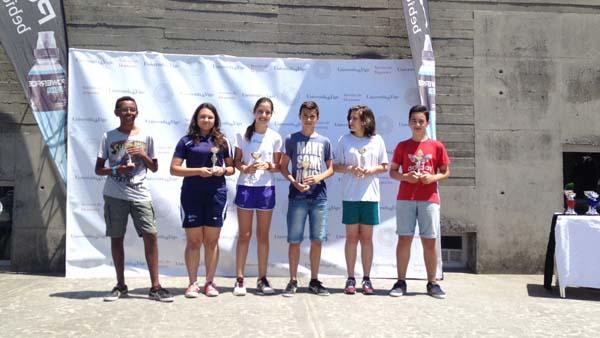 Photo of Éxito dos ourensáns no campionato galego de orientación en idade escolar