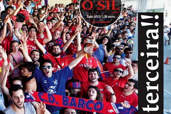 Photo of Especial O Sil sobre o ascenso a terceira do C.D. Barco