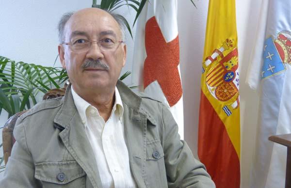 Felipe Ferreiro Feijóo é o novo presidente provincial de Cruz Vermella Ourense.