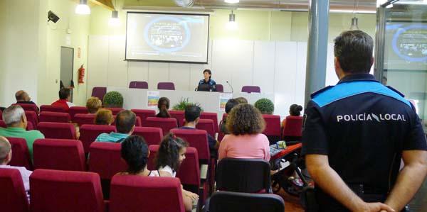 Photo of A Policía Local do Barco imparte unha charla sobre seguridade viaria