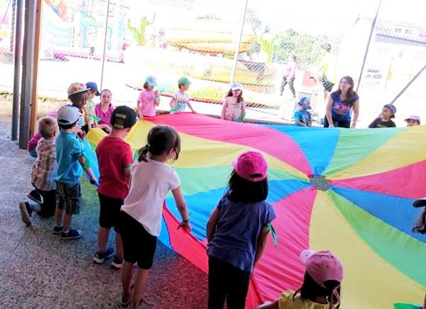 Photo of O colexio de Trives celebra a fin de curso
