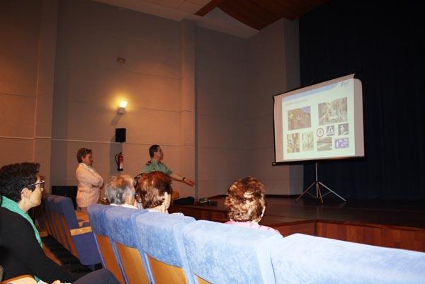 Photo of Sober acolle unha charla sobre prevención de atropelos