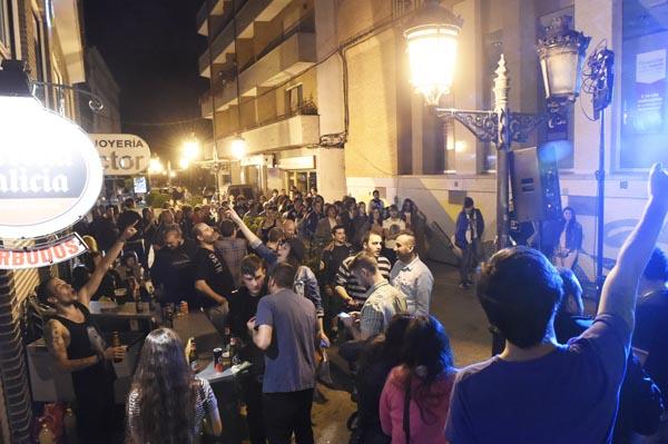 Photo of Noite de rock en BarBudos O Barco