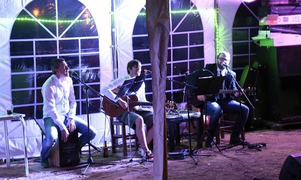 Photo of Concerto de Los Correctos no Refuxio da Rúa