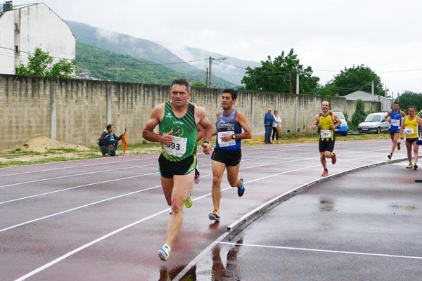 Photo of Galego de veteráns de pista, en Calabagueiros