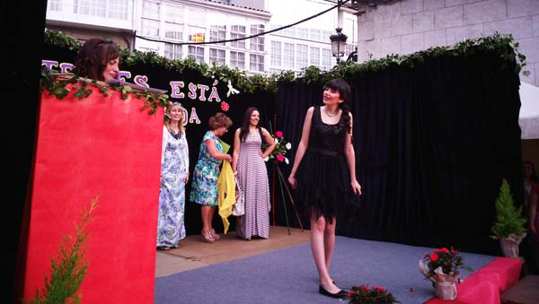 Photo of O desfile de moda de Trives, en imaxes