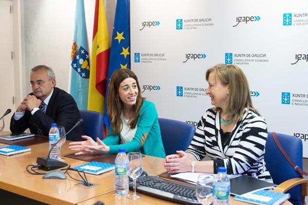 Photo of Reunión de Galicia Calidade coa agregada de Agricultura da embaixada estadounidense