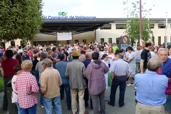 Photo of Valdeorras mobilízase en defensa do servizo de rehabilitación do HCV