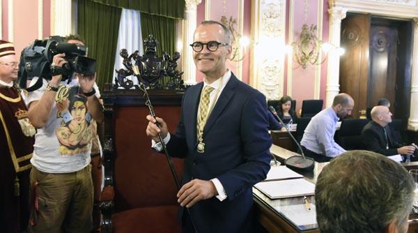 Photo of Xesús Vázquez, novo alcalde de Ourense