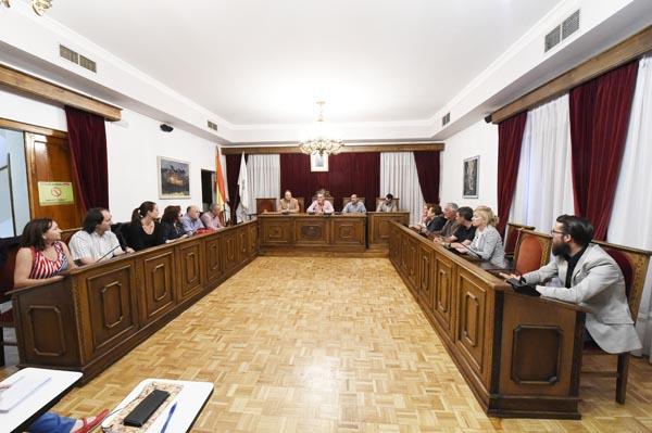 Photo of Derradeiro pleno da actual Corporación barquense