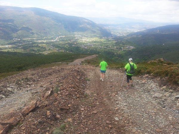 Photo of II Carreira e Andaina Trail O Barco, o 20 de xuño