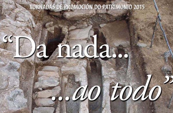 Photo of A necrópole de San Vítor, nas Xornadas de Patrimonio da Ribeira Sacra