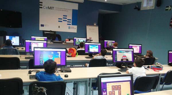 Photo of Aprendendo e divertíndose coas novas tecnoloxías en Celanova