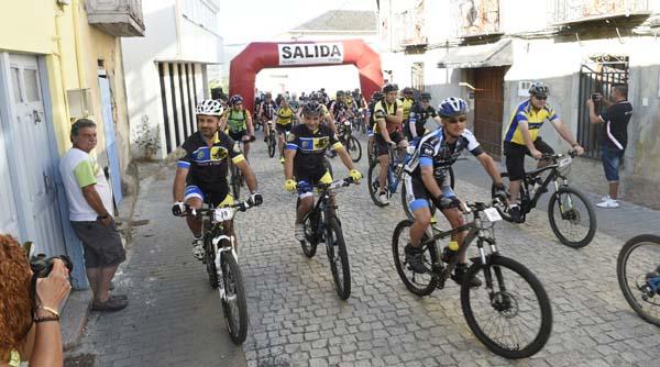 Photo of As bicicletas de montaña conquistan Larouco