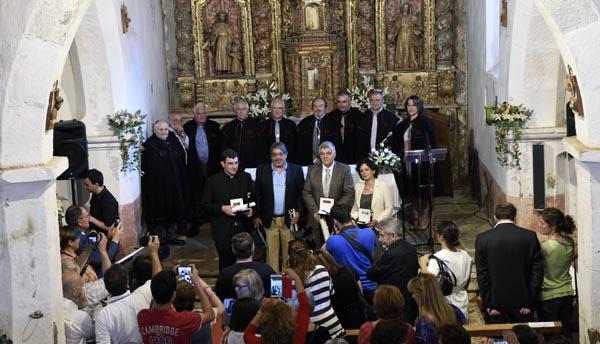 Photo of Investidos catro novos xuíces honorarios do Couto Mixto