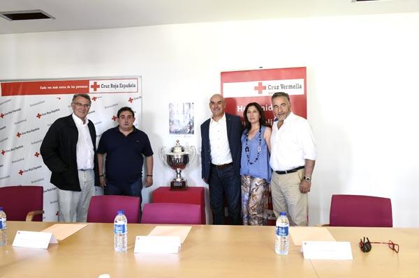 Photo of CD Barco-SD Ponferradina no I Trofeo de Fútbol de Cruz Vermella Valdeorras