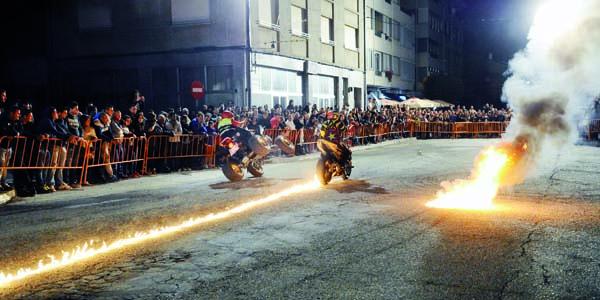 Photo of Concentración mototurística Os Esquíos, en Trives