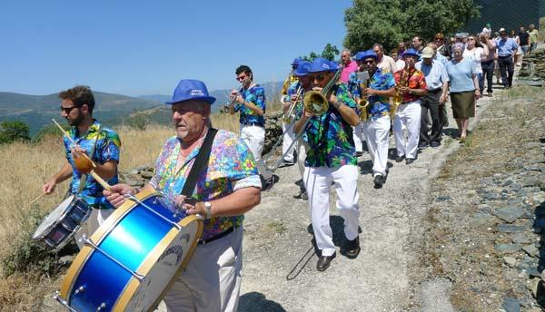 Photo of Portela do Trigal, en festas
