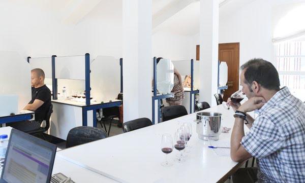 Photo of Os expertos valoran os viños da feira valdeorresa