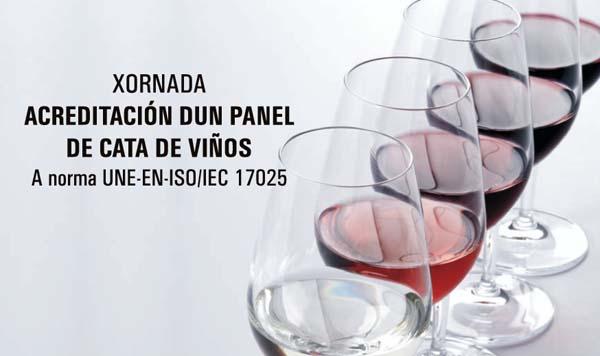 Photo of Xornada sobre acreditación oficial de paneis de cata de viños, no Barco