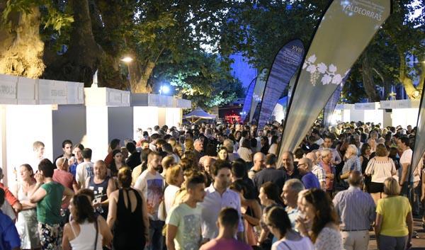 Photo of Unha exitosa Feira do Viño de Valdeorras con 6.000 visitantes