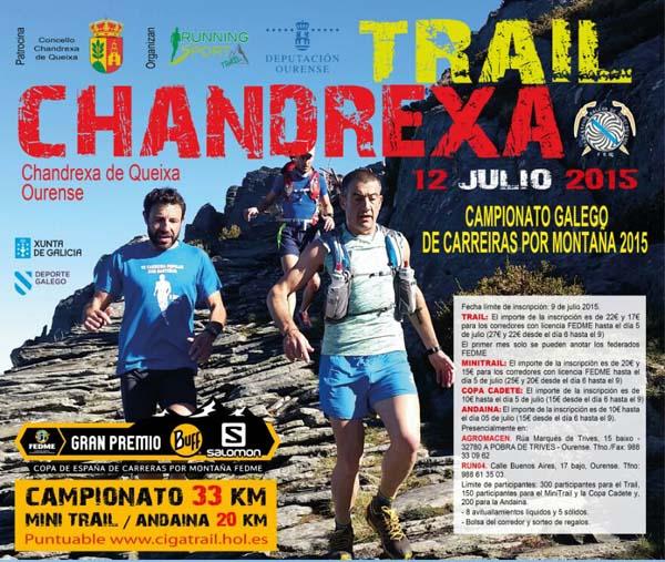 """Photo of """"Chandrexa Trail"""" o 12 de xullo pola Serra de Queixa"""