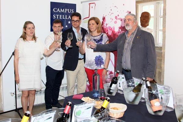 Photo of A D.O. Monterrei presenta en Santiago os viños da colleita 2014