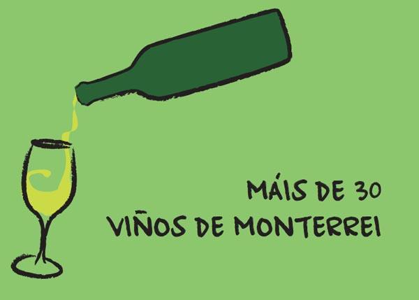 Photo of Os viños da D.O. Monterrei preséntanse en Santiago