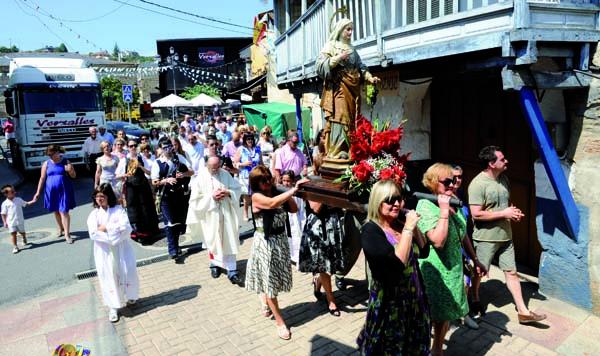 Photo of Petín prepárase para as festas