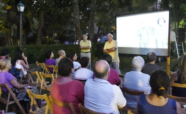 """Photo of Proxección do documental """"O Piloto"""", no Barco"""
