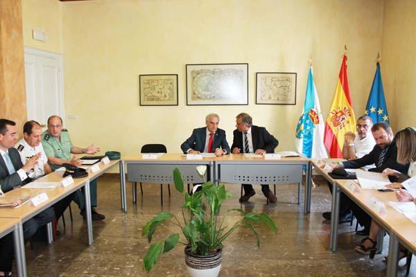 Photo of Reunión da Comisión de Asistencia en Ourense
