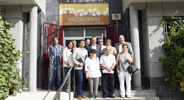 Photo of Récord histórico de viño calificado na D.O. Valdeorras