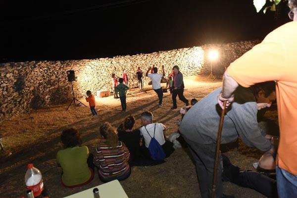 Photo of Noite no cortello dos lobos de Lubián