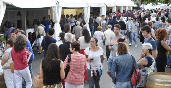 Photo of Exitosa fin de semana de viño, na D.O. Monterrei