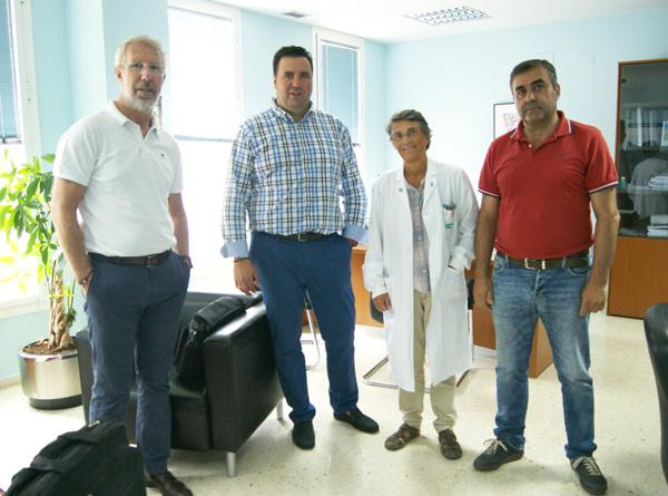 Photo of O novo TAC do HCV podería funcionar a finais de agosto